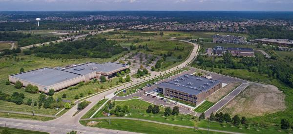 Northville Technology Park Aerial