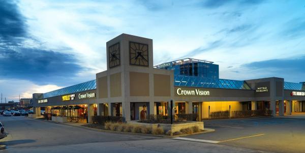 CityPlace, Retail Exterior