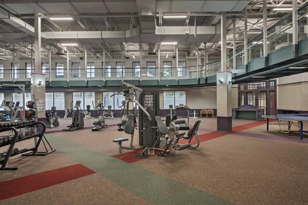 31440 Northwestern Highway, Fitness Center